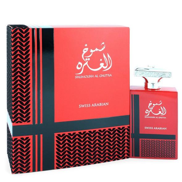 Shumoukh Al Ghutra by Swiss Arabian Eau De Parfum Spray 3.4 oz for Men