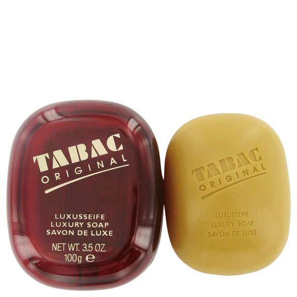 TABAC by Maurer & Wirtz Soap 3.5 oz for Men