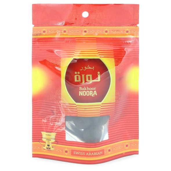 Swiss Arabian Noora by Swiss Arabian Bakhoor Incense 40 Grams for Women