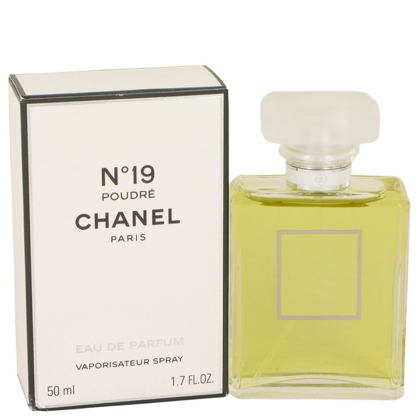 Chanel 19 Poudre by Chanel Eau De Parfum Spray 1.7 oz for Women