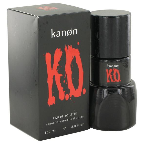 Kanon Ko by Kanon Eau De Toilette Spray 3.3 oz for Men