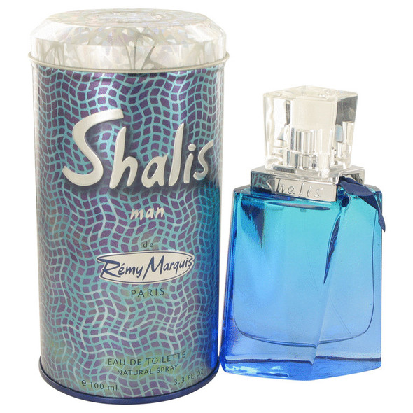 Shalis by Remy Marquis Eau De Toilette Spray 3.3 oz for Men