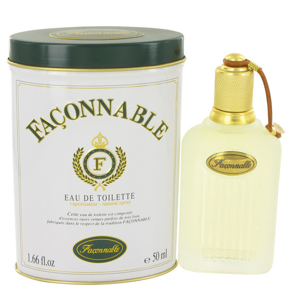 FACONNABLE by Faconnable Eau De Toilette Sprayfor Men