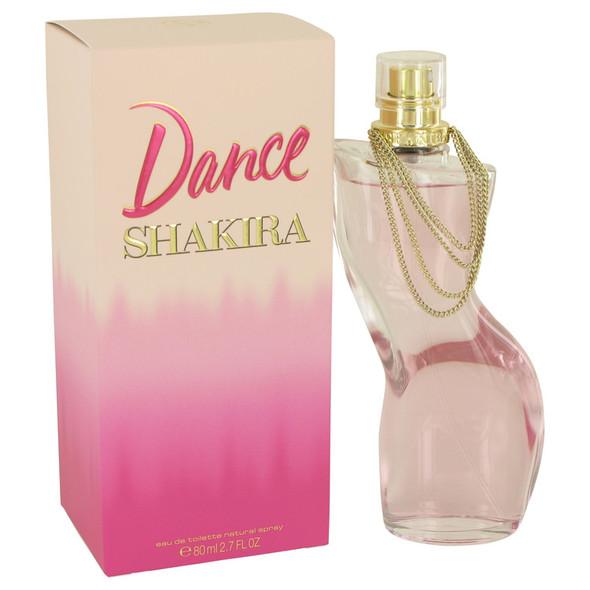Shakira Dance by Shakira Eau De Toilette Spray 2.7 oz for Women
