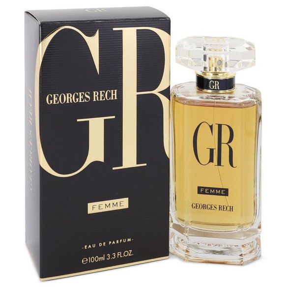 Georges Rech Femme by Georges Rech Eau De Parfum Spray 3.3 oz for Women