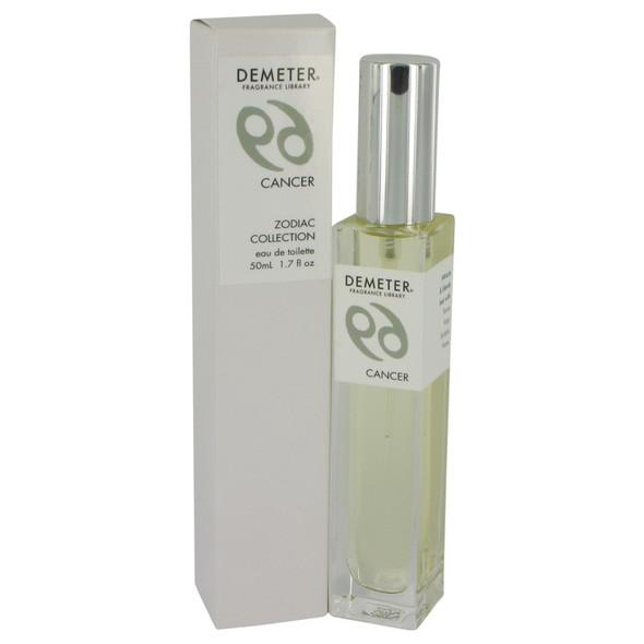 Demeter Cancer by Demeter Eau De Toilette Spray 1.7 oz for Women