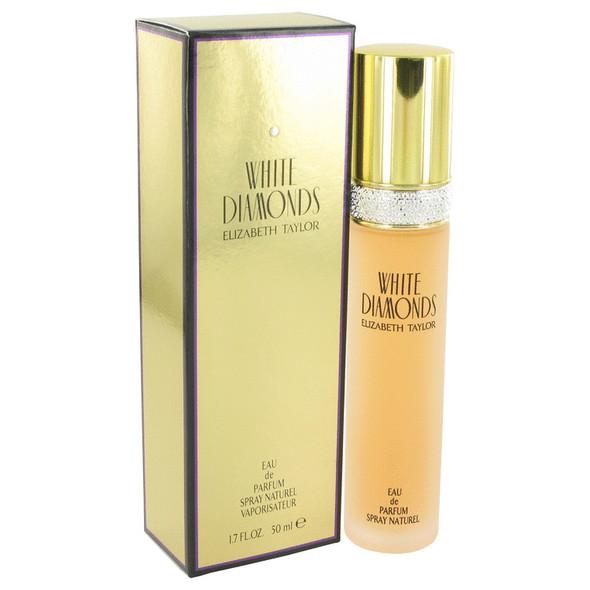 WHITE DIAMONDS by Elizabeth Taylor Eau De Parfum Spray 1.7 oz for Women