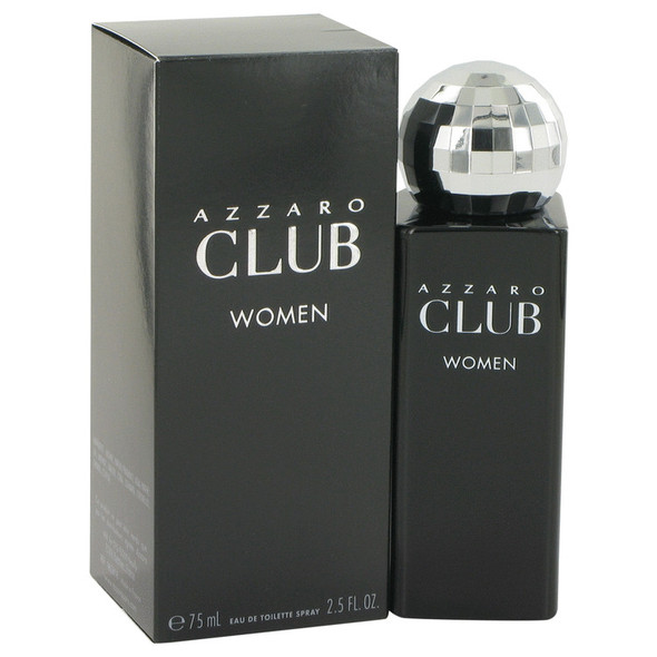 Azzaro Club by Azzaro Eau De Toilette Spray 2.5 oz for Women