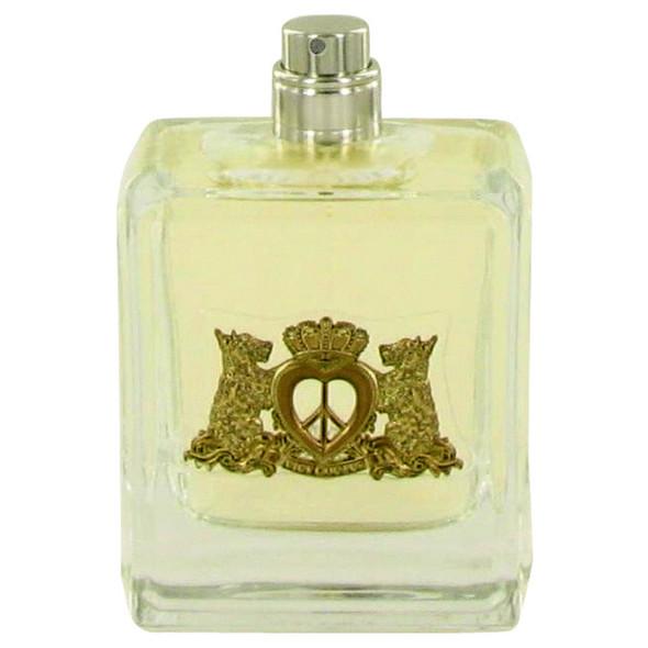 Peace Love & Juicy Couture by Juicy Couture Eau De Parfum Spray (Tester) 3.4 oz for Women