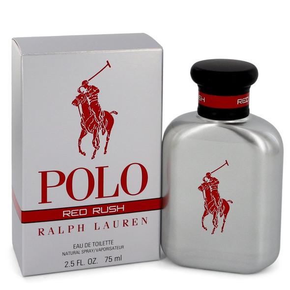 Polo Red Rush by Ralph Lauren Eau De Toilette Spray for Men