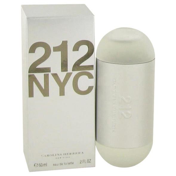 212 by Carolina Herrera Eau De Toilette Spray for Women