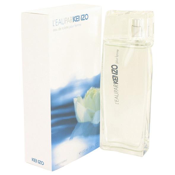 L'EAU PAR KENZO by Kenzo Eau De Toilette Spray 3.4 oz for Women