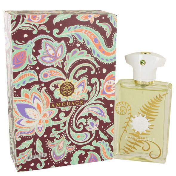 Amouage Bracken by Amouage Eau De Parfum Spray 3.4 oz for Men
