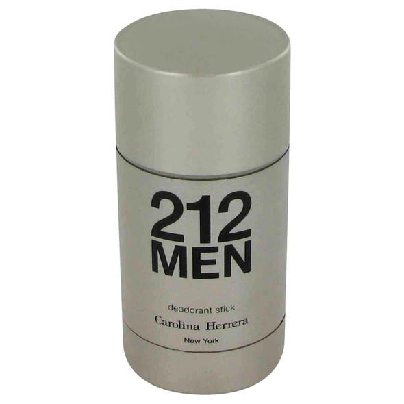 212 by Carolina Herrera Deodorant Stick 2.5 oz for Men
