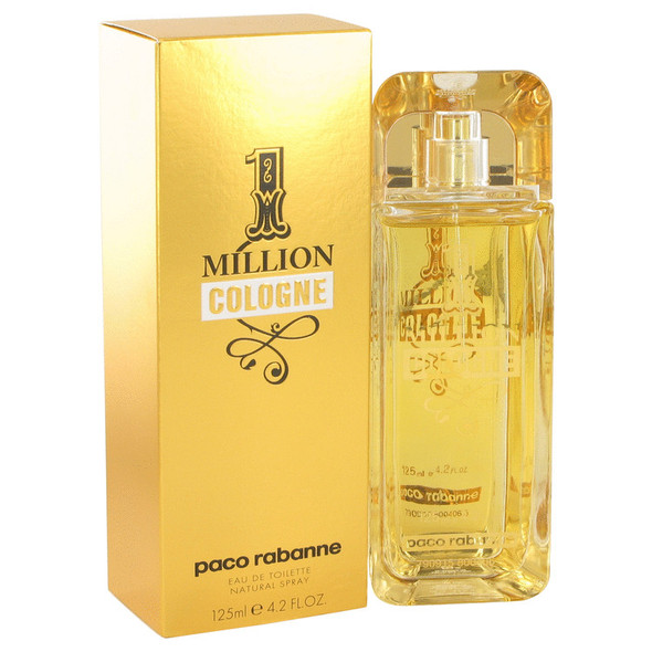 1 Million Cologne by Paco Rabanne Eau De Toilette Spray for Men