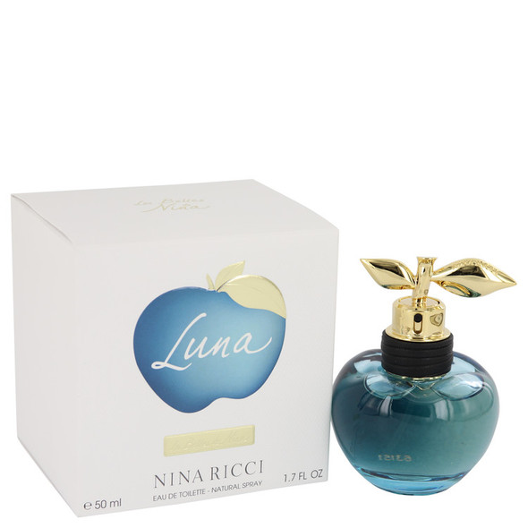 Luna Nina Ricci by Nina Ricci Eau De Toilette Spray for Women