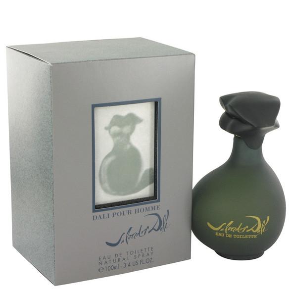 SALVADOR DALI by Salvador Dali Eau De Toilette Spray 3.4 oz for Men