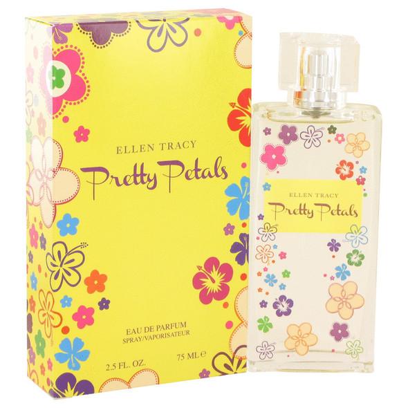 Pretty Petals by Ellen Tracy Eau De Parfum Spray 2.5 oz for Women