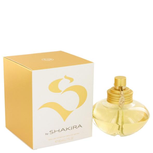 Shakira S by Shakira Eau De Toilette Spray 2.7 oz for Women