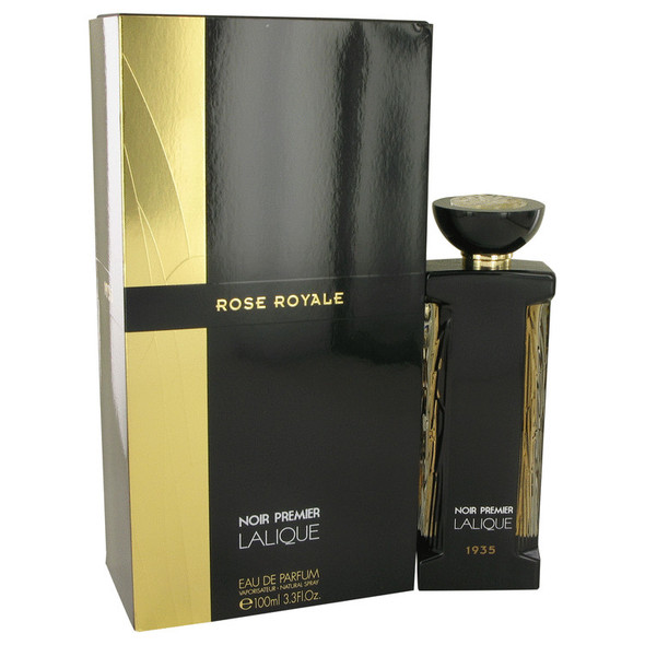 Rose Royale by Lalique Eau De Parfum Spray 3.3 oz for Women