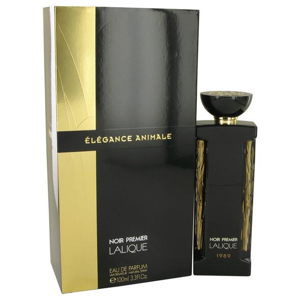 Elegance Animale by Lalique Eau De Parfum Spray 3.3 oz for Women