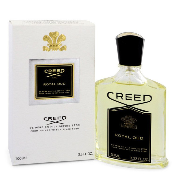 Royal Oud by Creed Eau De Parfum Spray (Unisex) 3.3 oz for Women