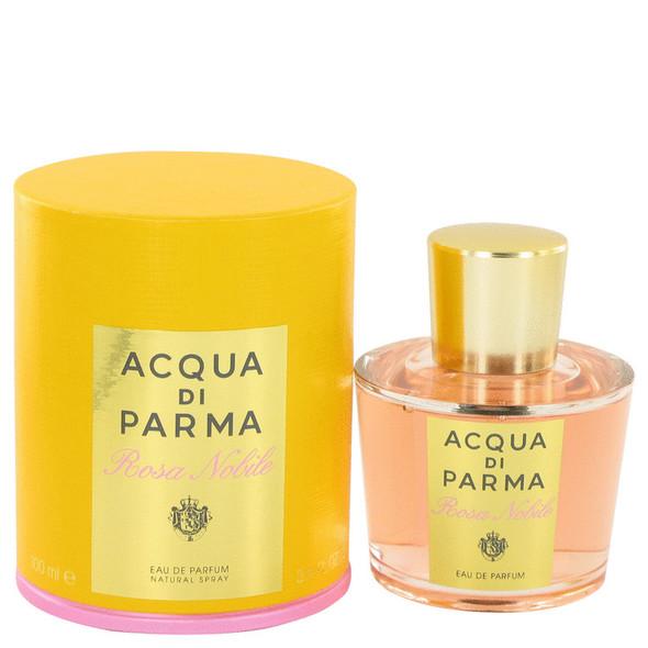 Acqua Di Parma Rosa Nobile by Acqua Di Parma Eau De Parfum Spray 3.4 oz for Women
