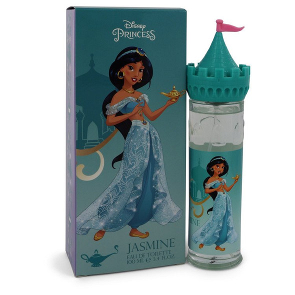 Disney Princess Jasmine by Disney Eau De Toilette Spray 3.4 oz for Women