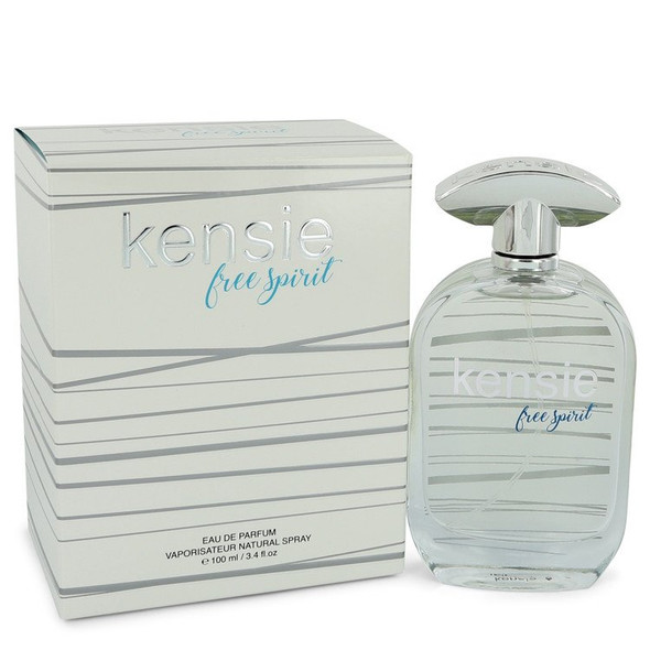 Kensie Free Spirit by Kensie Eau De Parfum Spray 3.4 oz for Women