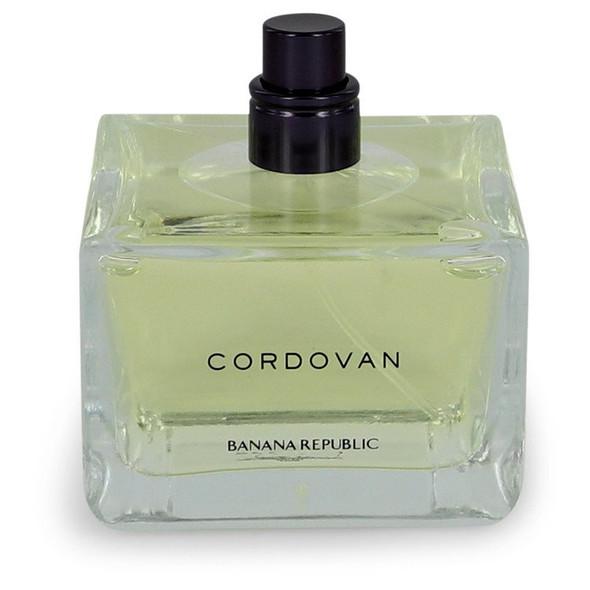 Cordovan by Banana Republic Eau De Toilette Spray (New Packaging Tester) 3.4 oz for Men