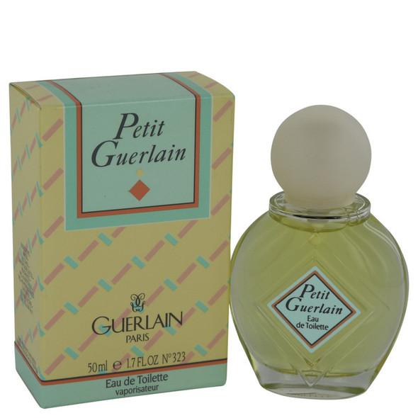 Petit Guerlain by Guerlain Eau De Toilette Spray 1.7 oz for Women