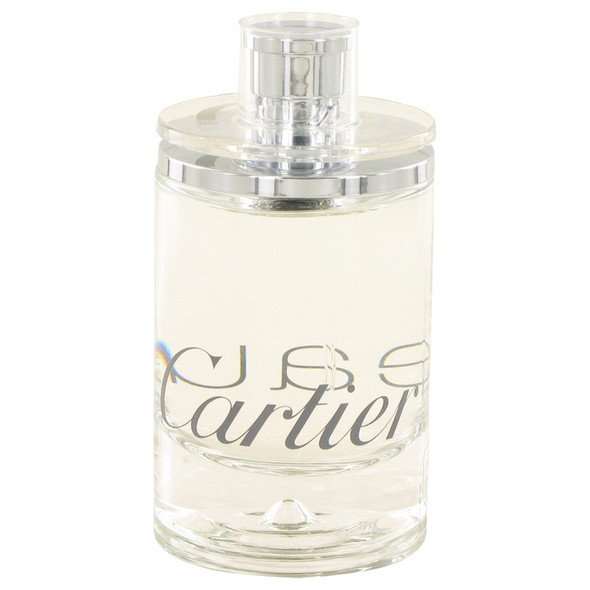 EAU DE CARTIER by Cartier Eau De Toilette Spray for Men