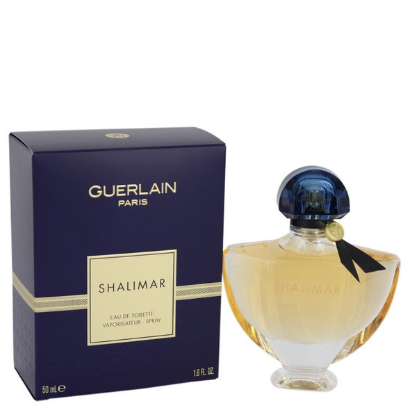 SHALIMAR by Guerlain Eau De Toilette Spray for Women