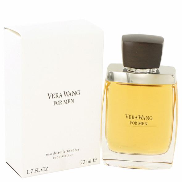 Vera Wang by Vera Wang Eau De Toilette Spray for Men - FR402849