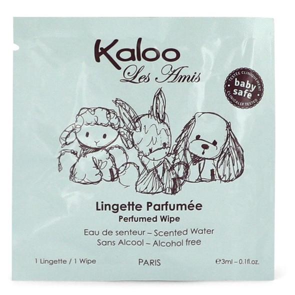 Kaloo Les Amis by Kaloo Pefumed Wipes 0.1 oz for Men