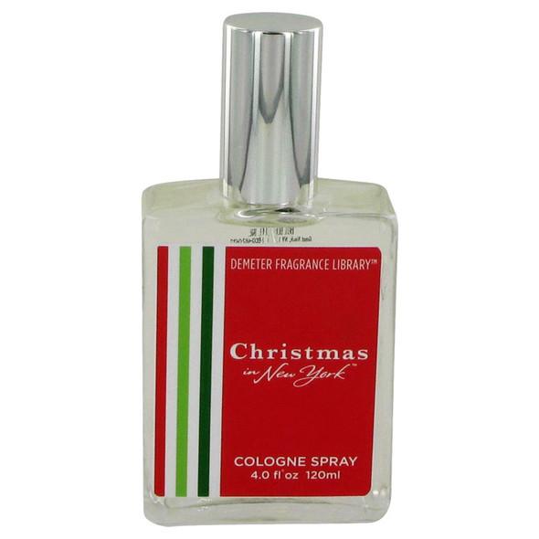 Demeter Christmas in New York by Demeter Cologne Spray 4 oz for Women