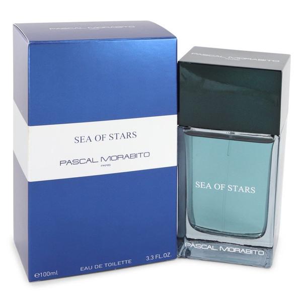 Sea of Stars by Pascal Morabito Eau De Toilette Spray 3.4 oz for Men