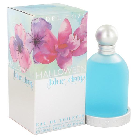 Halloween Blue Drop by Jesus Del Pozo Eau De Toilette Spray for Women
