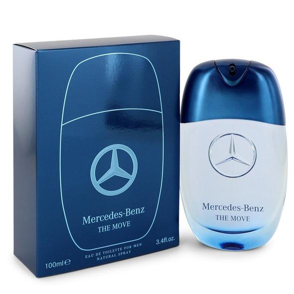 Mercedes Benz The Move by Mercedes Benz Eau De Toilette Spray 3.4 oz for Men