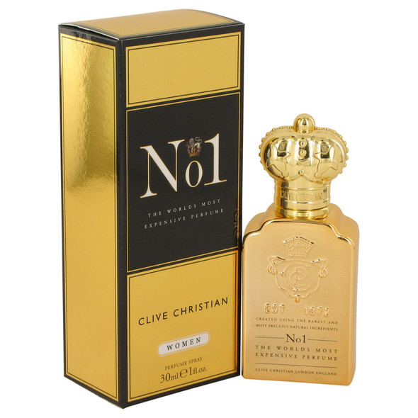 Clive Christian No. 1 by Clive Christian Pure Perfume Spray for Women
