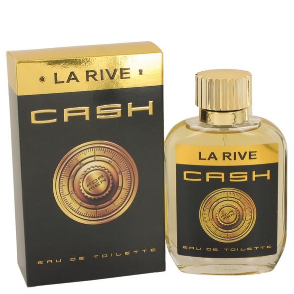 La Rive Cash by La Rive Eau De Toilette Spray 3.3 oz for Men