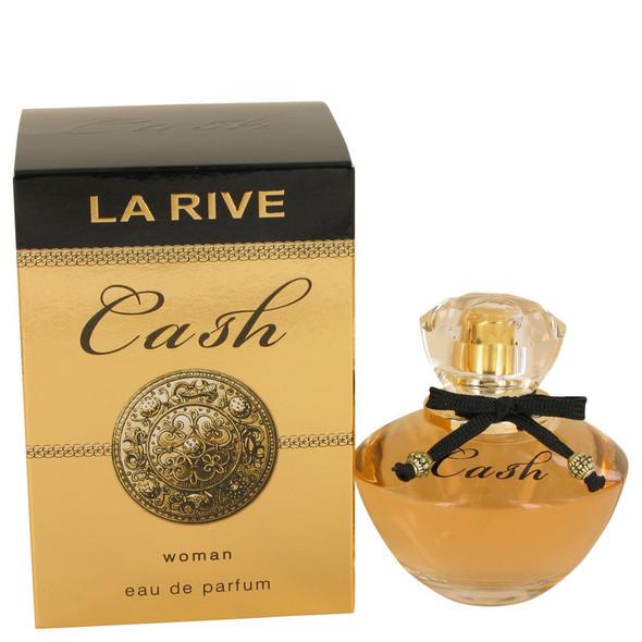 La Rive Cash by La Rive Eau De Parfum Spray 3 oz for Women