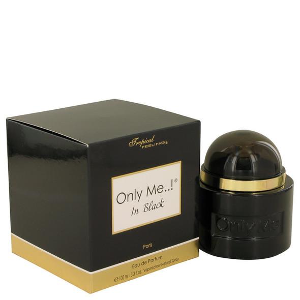 Only Me Black by Yves De Sistelle Eau De Parfum Spray 3.3 oz for Men