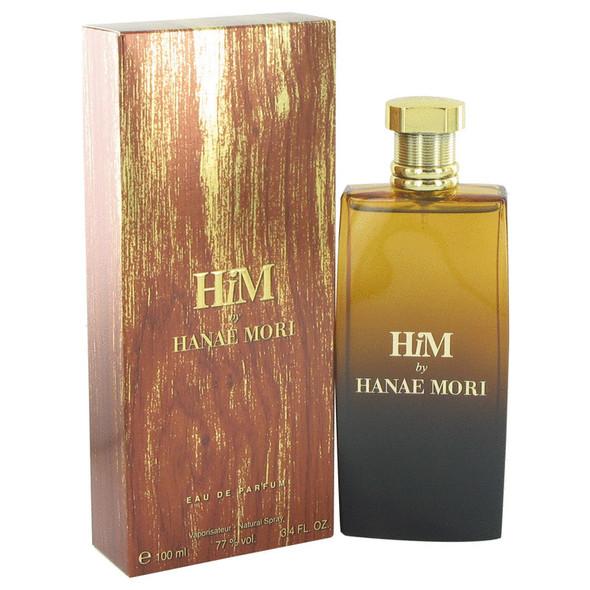 Hanae Mori Him by Hanae Mori Eau De Parfum Spray for Men