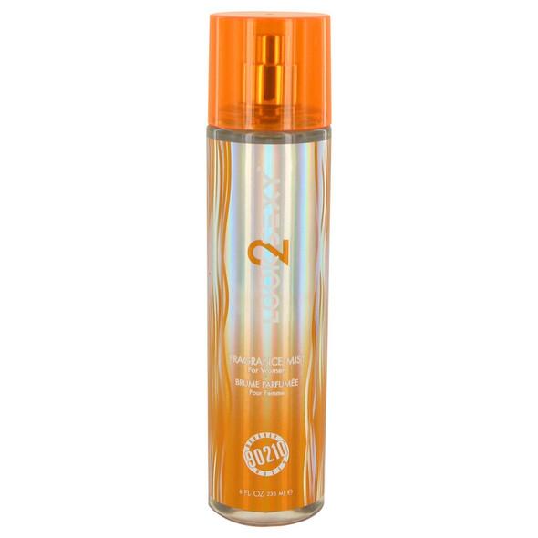 90210 Look 2 Sexy by Torand Fragrance Mist Spray 8 oz for Women