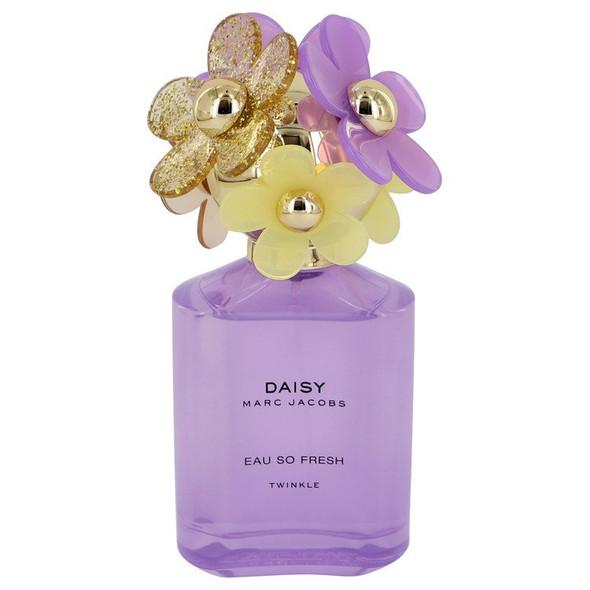 Daisy Eau So Fresh Twinkle by Marc Jacobs Eau De Toilette Spray (Tester) 2.5 oz for Women