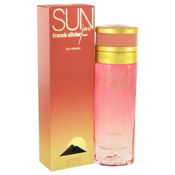 Sun Java by Franck Olivier Eau De Parfum Spray 2.5 oz for Women