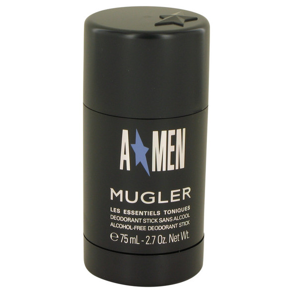 ANGEL by Thierry Mugler Deodorant Stick (Black Bottle) 2.6 oz for Men