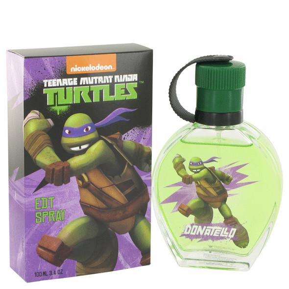 Teenage Mutant Ninja Turtles Donatello by Marmol & Son Eau De Toilette Spray 3.4 oz for Men