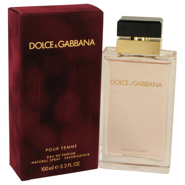 Dolce & Gabbana Pour Femme by Dolce & Gabbana Eau De Parfum Spray for Women